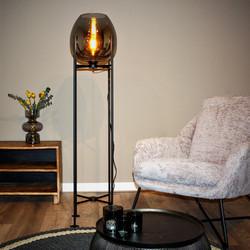 Vloerlamp Fantasy Large Zwart