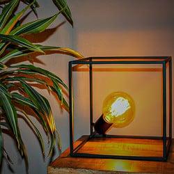 Tafellamp Angolo 1-lichts Zwart