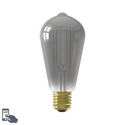 Calex Smart LED 7W edison smoke