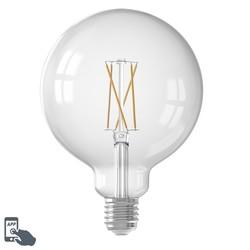 Calex Smart LED 7W 12,5 cm bol helder
