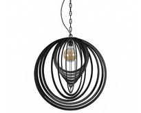 Moderne - Hanglamp - Zwart - 60 cm - Limone