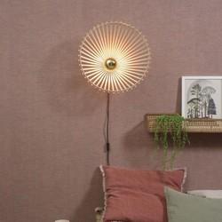 Wandlamp Bromo Ø50 cm Naturel
