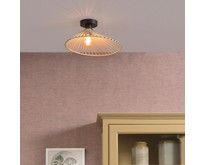 Landelijke - Plafondlamp - Naturel - 40 cm - Bromo