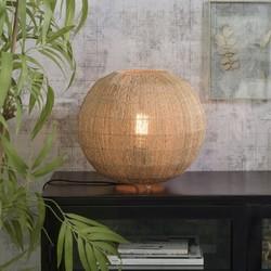 Tafellamp Iquazu Ø36 cm Naturel