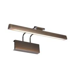Wandlamp Litho 32 cm Brons