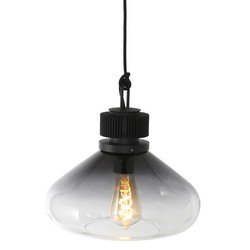 Hanglamp Flere 1-lichts small smoked glas