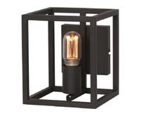 Moderne - Wandlamp - Zwart - Vierkant - Novanta