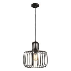 Hanglamp Costola Ø45 cm Zwart