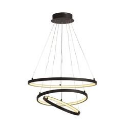 Hanglamp Dione 55W Zwart