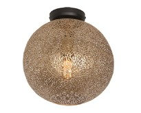 Oosterse - Plafondlamp - Goud - 30 cm - Oro