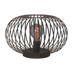 Tafellamp Aglio Ø40 cm Zwart