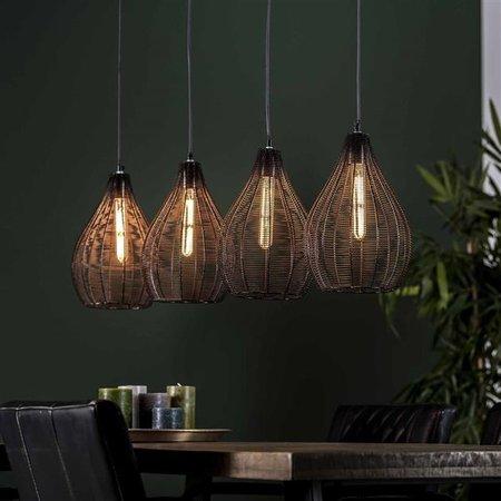 Zwarte hanglampen voor ieder interieur!