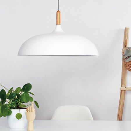 Vind hier de perfecte witte hanglamp voor je interieur.