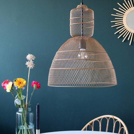 Vind hier de perfecte gouden hanglamp voor je interieur.