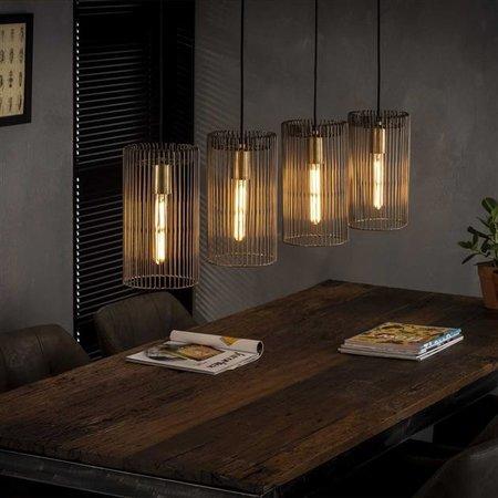 Vind hier de perfecte bronzen hanglamp voor je interieur.