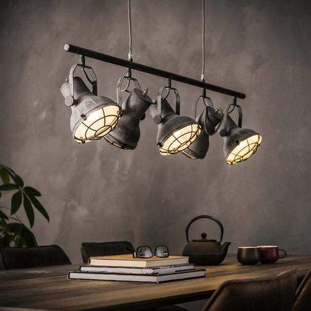 Vind hier de perfecte betonlook hanglamp voor je interieur