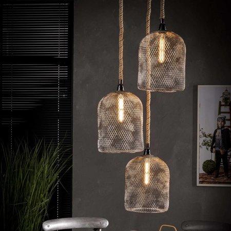 De mooiste hanglamp met touw voor jouw interieur