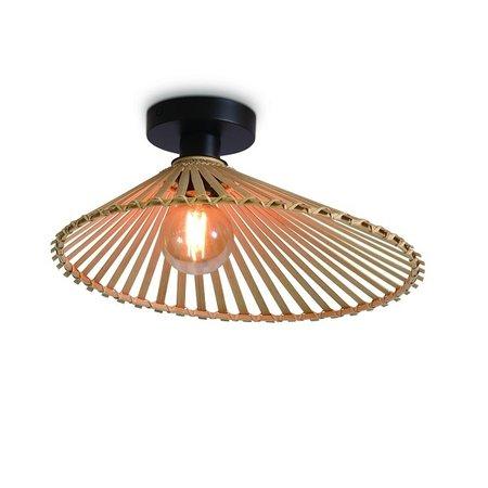 Opzoek naar een bruine plafondlamp? Kijk hier voor al je bruine plafondlampen