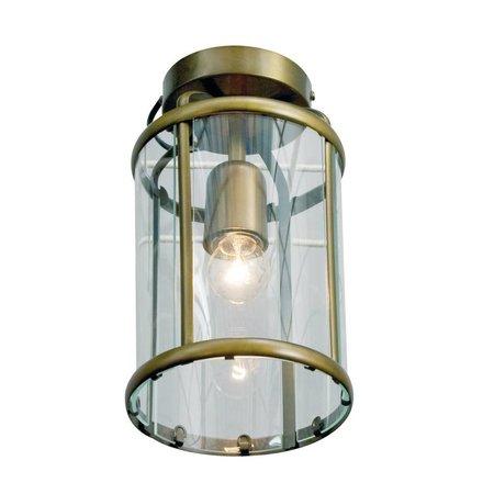 Opzoek naar een brons kleurige plafondlamp? Kijk hier voor al je zilver kleurige plafondlampen