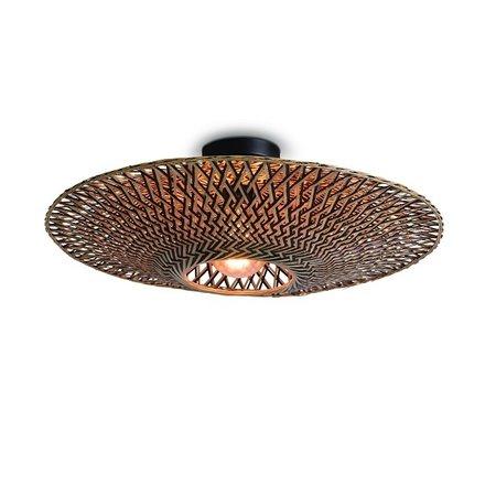 Vind hier de bamboe plafondlamp die het best in het interieur past