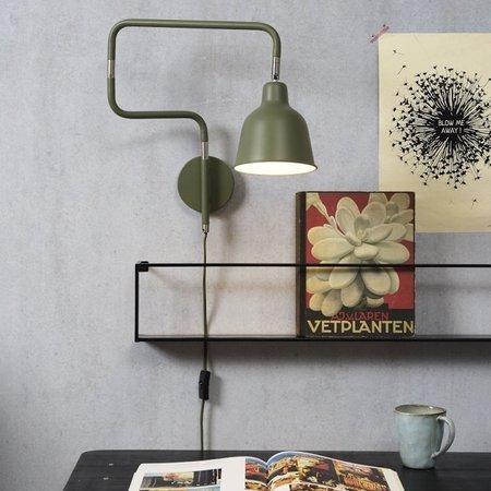 Vind hier de perfecte groene wandlamp voor je interieur.