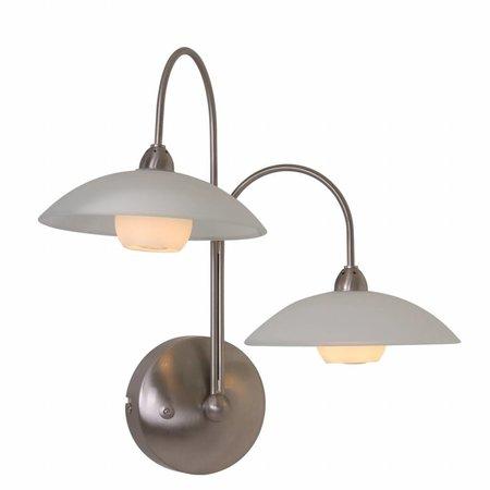 Glazen wandlampen voor iedere ruimte!