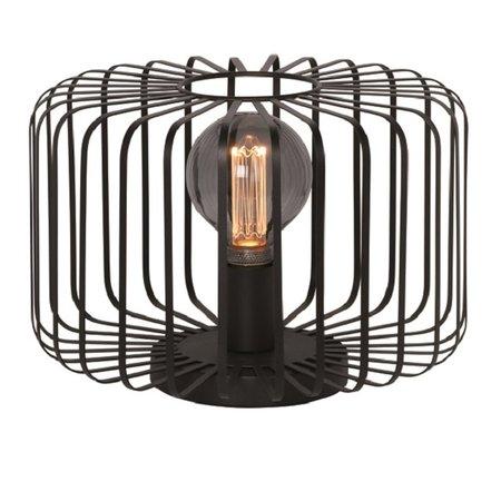 Vind hier de stalen tafellamp die het best in het interieur past