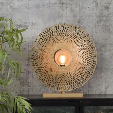 Vind hier de bamboe tafellamp die het best in het interieur past