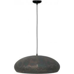 Hanglamp Cambal Ø53 cm Zwart / bruin