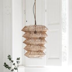Hanglamp Talamanca naturel rattan