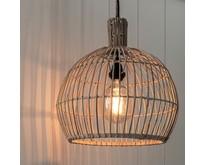 Landelijke - Hanglamp - Naturel -1 lichts - Las Salinas - Small