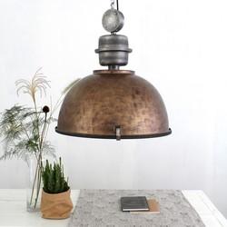 Hanglamp Bikkel XXL Bruin