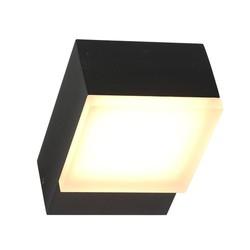 Buiten wandlamp Cebu 1lichts 13W zwart IP54