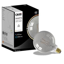 Calex Smart LED 7W 12,5 cm bol smoke