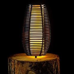 Tafellamp Cocoon 1-lichts zwart
