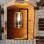 ETH Moderne - Tafellamp - 1-lichts - Zwart - Smoke glas - The John
