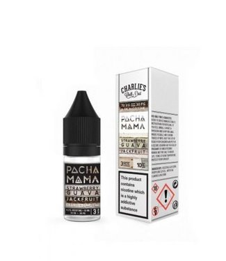 Pacha Mama Pacha Mama | Strawberry, Guava, Jackfruit - 10ml