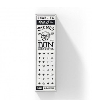 Charlie Chalk Dust CHARLIE'S CHALK DUST STUMPS DON 50ML