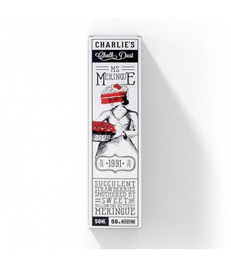 Charlie Chalk Dust CHARLIE'S CHALK DUST - MS. MERINGUE - 50ML