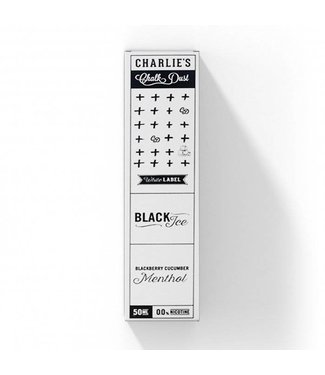 Charlie Chalk Dust CHARLIE'S CHALK DUST - BLACK ICE MENTHOL - 50ML