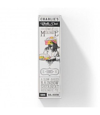 Charlie Chalk Dust CHARLIE'S CHALK DUST - UNCLE MERINGUE - 50ML