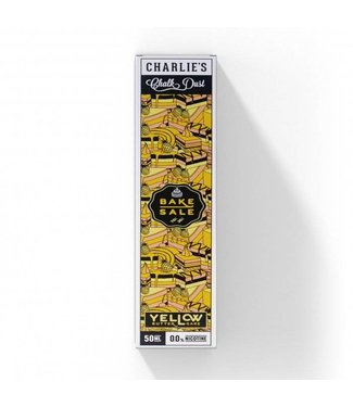 Charlie Chalk Dust CHARLIE'S CHALK DUST - YELLOW BUTTER CAKE - 50ML