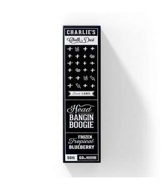 Charlie Chalk Dust CHARLIE'S CHALK DUST - HEAD BANGIN' BOOGIE - 50ML