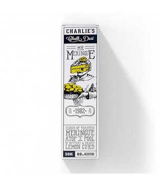 Charlie Chalk Dust CHARLIE'S CHALK DUST - MR. MERINGUE - 50ML