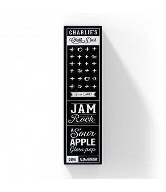 Charlie Chalk Dust CHARLIE'S CHALK DUST - JAM ROCK - 50ML