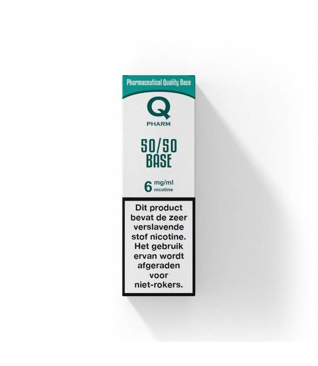 QPHARM - 50/50 PG/VG BASE - 10ML