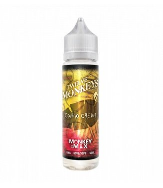 Twelve Monkeys Twelve Monkeys - Congo Cream | 50ml