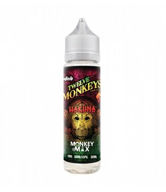 Twelve Monkeys Twelve Monkeys - Hakuna | 50ml