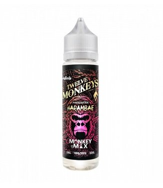 Twelve Monkeys Twelve Monkeys - Harambae | 50ml