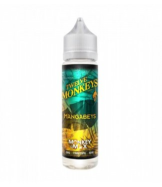 Twelve Monkeys Twelve Monkeys - Mangabeys | 50ml